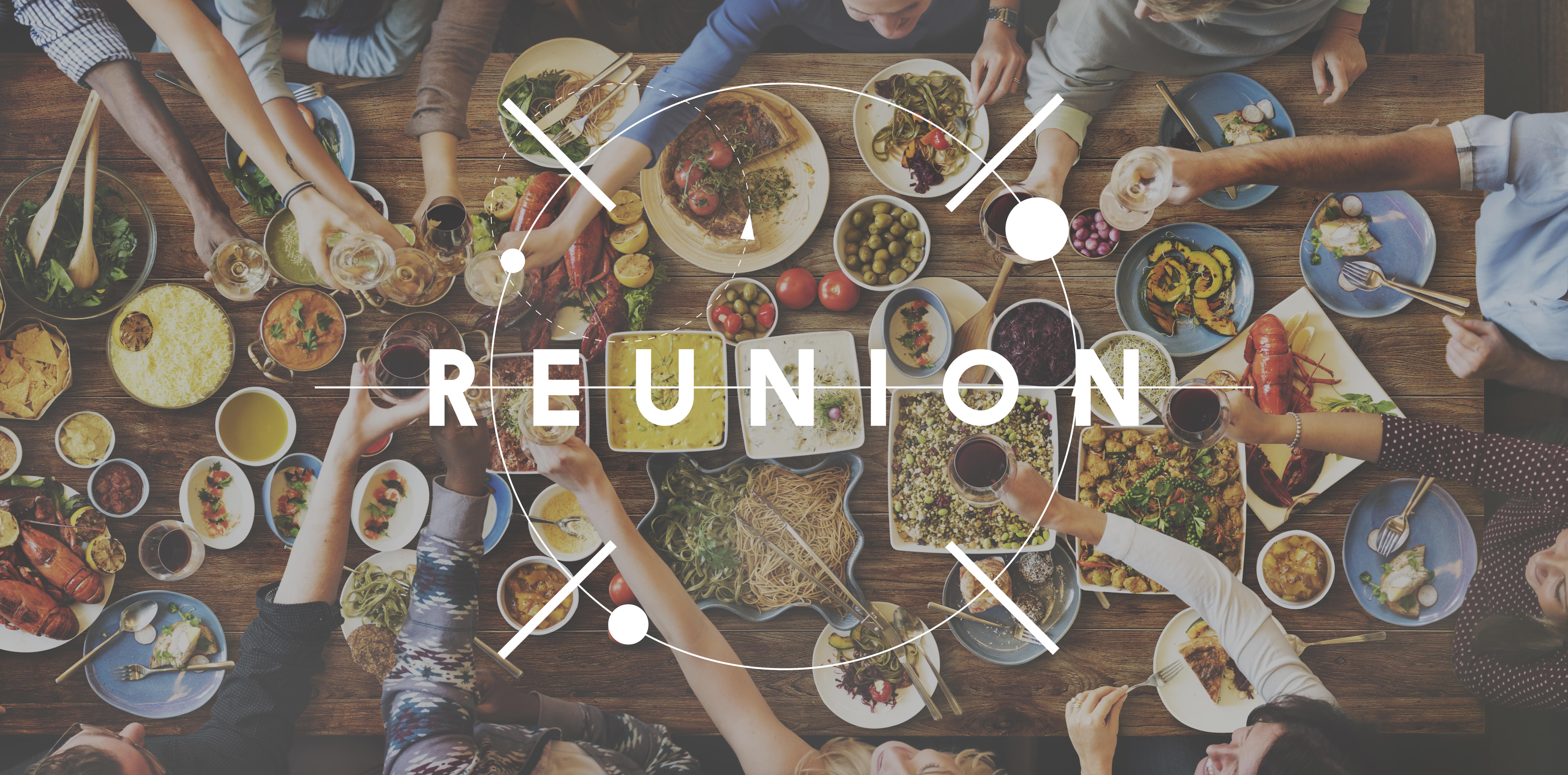 2017 Part 1: Reunions