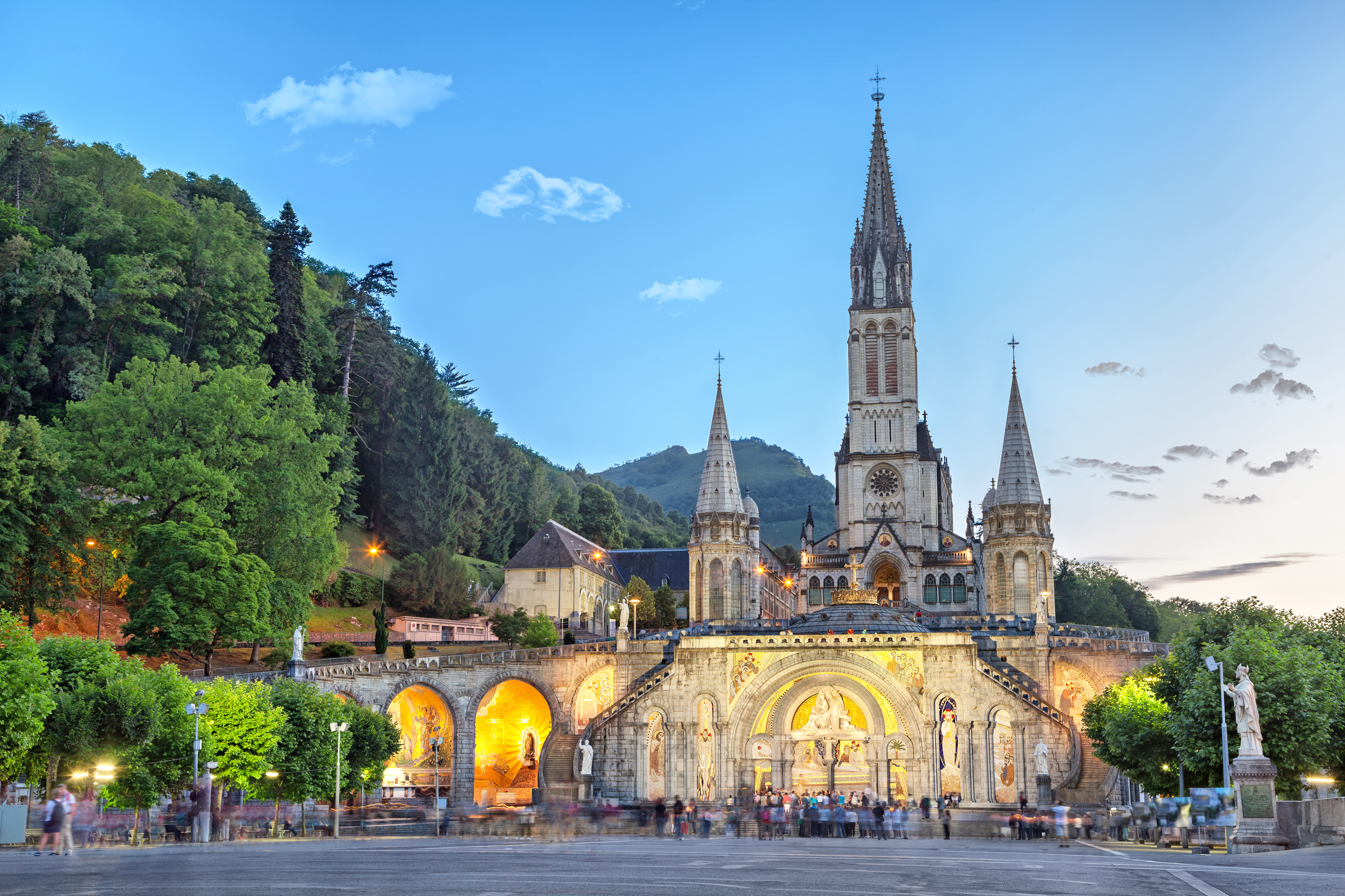 Lourdes 2018
